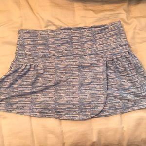 90 degree workout skirt